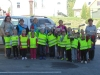 Priešmokyklinukai lankėsi policijoje
