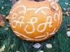 """""""Pasakoje"""" sušvito rudeniniai moliūgai - žibintai"""
