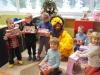 Šv. Kalėdų proga sveikino LIONS klubas