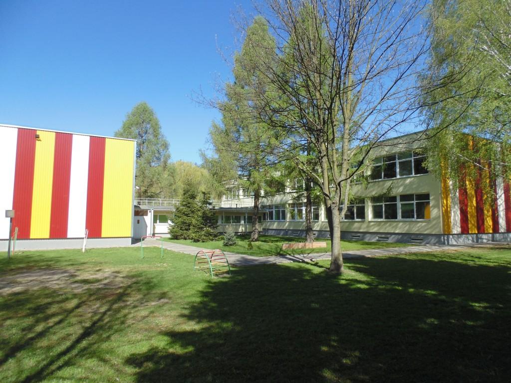 Mūsų renovuotas darželis